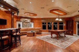 きれいなフローリングの部屋