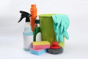 掃除に必要な道具一覧