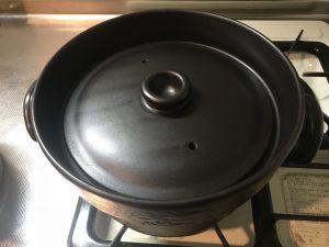 土鍋の内蓋