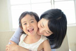 きれいなママと娘