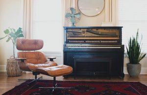 ピアノとラグ