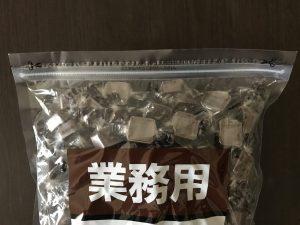 チョコレートの包装